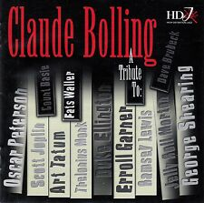 CLAUDE BOLLING : A TRIBUTE TO MY FAVOURITS / CD - TOP-ZUSTAND