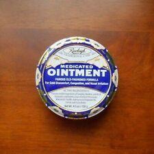 Rawleigh Medicated Ointment  4.5 oz.