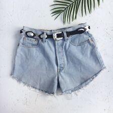 Vintage Levi's Denim Shorts 618 High Waist W31 W32 10 Urban Outfitters