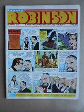 ROBINSON Il settimanale dei grandi Fumetti n°2 1981 - Agent X-9 [G364] BUONO