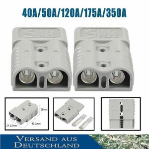 Satz Batterie stecker Kupplung mit 40A-350A für Anderson Stromanschluss Stecker