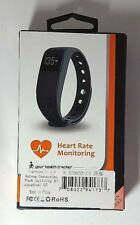 smart heart rate monitoring wrist bracelet new open box
