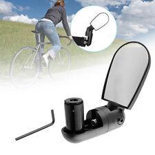 Specchietto specchio retrovisore bici bicicletta regolabile flessibile manubrio