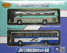 1/150 N scale TOMYTEC The Bus Collection - JR BUS TOHOKU