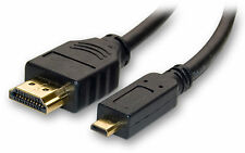 micro HDMI cable for Flip Video UltraHD U32120B 3rd gen