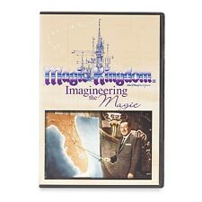 Magic Kingdom Imagineering the Magic, NEW 2 DISC DVD