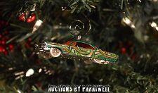 Custom '65 '66 '67 Pontiac Bonneville Low Rider Christmas Ornament 1/64 Adorno