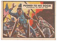 A&BC Civil War News Winchester, VA. May 24th 1862 - Printed in England