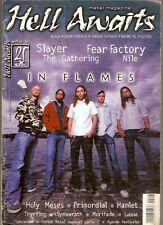 IN FLAMES magazine Spain 2002