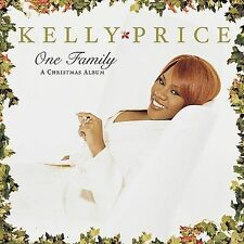 One Family: A Christmas Album (CD) by Kelly Price