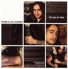 Luz En Mi Vida CD+DVD Pablo Olivares Musica Cristiana NEW