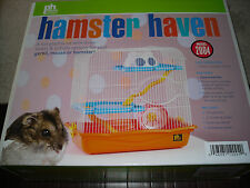 "Prevue Pet Products Sp2004Bl Hamster Haven Blue 17.75L x 11.75""W x 17.75""H"