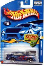 2002 Hot Wheels #130 Porsche 911 Carrera