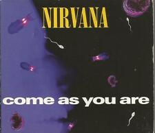 Nirvana - Come As You Are 1991 CD single