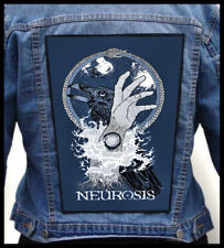 NEUROSIS - Raven --- Giant Backpatch Back Patch