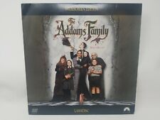 The Addams Family (Laserdisc, 1992)