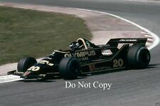 James Hunt Wolf WR7 F1 Season 1979 Photograph 2
