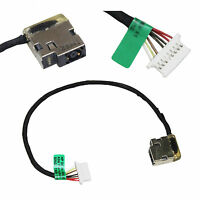 DC POWER JACK W/ CABLE HP PAVILION 17-bs008ca 17-bs008cy 17-bs011cy 17-bs011ds