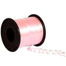 450m Pastel Pink Curling Ribbon