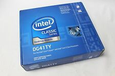 New Intel DG41TY LGA775 Socket (BOXDG41TY) Motherboard Core 2 - Free Shipping