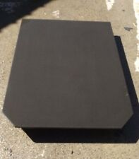 Stone slate hearth fireplace or wood heater 20mm thick 800x1200mm Honed finish