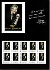 "Feuillet Collector COL29 - Johnny Hallyday - Tournée ""Tour 66"" - 2009"