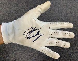 John Daly Signed MATCH WORN Golf PGA  PSA COA Autograph
