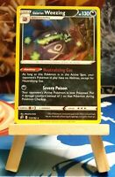 Galarian Weezing [113/192] Holo Rare, SS Rebel Clash, Mint/NM, Pokemon TCG