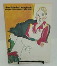 Joni Mitchell Songbook Complete volume number 1 (1966-1970)