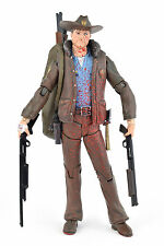 The Walking Dead Comic Series Bloody OFFICER RICK GRIMES Action Figure McFarlane