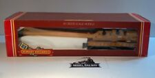 HORNBY 00 GAUGE - R749 - BR YELLOW OPERATING MAINTENANCE CRANE - BOXED MINT