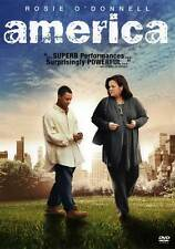 AMERICA Movie POSTER 27x40 Toya Turner Michael Algieri Kojo Asiedu Dante Brown