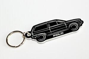 """VW Polo Mk2 """"Breadvan"""" Keyring"""