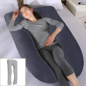 120CM U shaped pillow Maternity Pregnancy Pillow Nursing Boyfriend Body Pillows