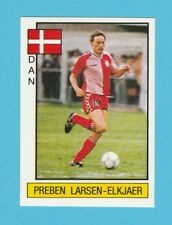 FOOTBALL - PANINI - SUPERSPORT STICKER NO. 63  -  ELKJAER  OF  DENMARK  - 1987