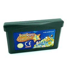 Kurukuru kururin - Game Boy Advance / GBA - PAL EUR