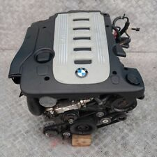 BMW 7 Series E65 Complete Engine 730d M57N 306D2 204HP with 65k miles WARRANTY