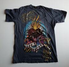 Christian Audigier T-Shirt Size Medium Ed Hardy