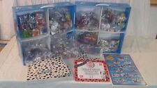 102 Dalmations Complete McDonalds Happy Meal Toys Collector Set (Unused)