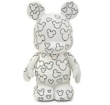 """Vinylmation Disney Create Your Own 9"""" Hidden Mickey Mouse Limited Edition White"""