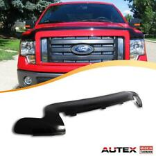 For Ford F-150 09-14 AUTEX Acrylic Smoke Bug Deflector Hood Shield Protector