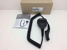 Globe Roamer Motorola New PMMN4025A Hand Held Speaker Mic for MotoTRBO DP Series