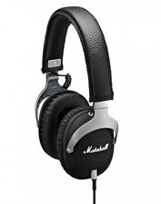 Marshall stereo Over-ear Headset Monitor Steel Edition