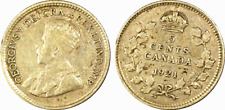 1921 CANADA 5C PCGS EF40....The KEY 'they' call, THE PRINCE !