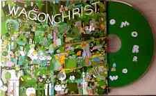 WAGON CHRIST / TOOMORROW - CD (UK 2011 - digipak) electronic downtempo NEAR MINT