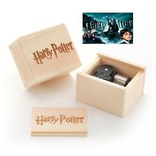 Wooden Slide Top Boxes Handcraft Music box : Hedwig's Theme Soundtrack