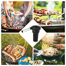 BBQ Fan Air Blower for Outdoor Camping Picnic Charcoal Grill Barbecue