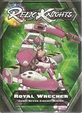 SPM141008 Royal Wrecker, Relic Knights, Soda Pop, New