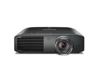 Panasonic PT-AE8000U LCD Projector WITH Brand NEW LAMP 3D All Sales Are FINAL