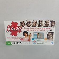 Jigazo Puzzle w/ CD ROM Hasbro Personalized Photo Puzzle Maker Brand New Sealed